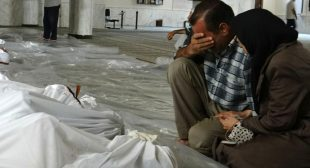 "Militants in Syria prepare chemical attack in Damascus -€"" UN envoy"
