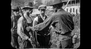 A Century Ago, Miners Fought in a Bloody Uprising. Few Know About It Today.
