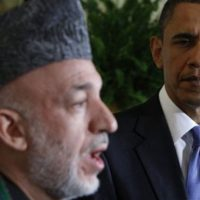 Afghan Leader Hamid Karzai Says Al-Qaeda Is A 'Myth'  : Political Blind Spot
