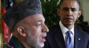 Afghan Leader Hamid Karzai Says Al-Qaeda Is A 'Myth'  : Political Blind Spot