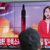 N. Korea Launches Missile That May Land in Japan's Exclusive Economic Zone