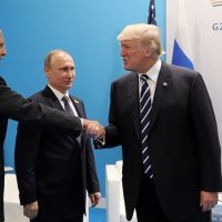 Putin and Trump have reached an agreement on a ceasefire in the south of Syria