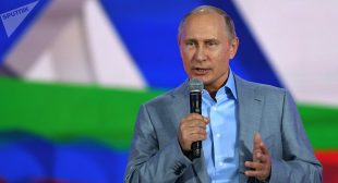 Putin Reveals What Future Technology Will Be More Terrible Than a Nuclear Bomb