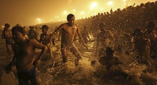 Kumbh Mela: India's Mass Pilgrimage Listed as Intangible Heritage by UNESCO