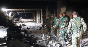 Syrian Army Captures British Militants in Eastern Ghouta