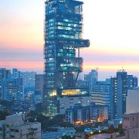 Capitalism: A Ghost Story with world's most expensive building