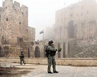 Ancient citadel of Aleppo demined