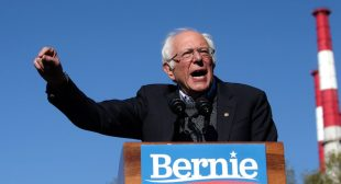 Bernie Sanders released a plan to legalize marijuana (at 4:20 pm)