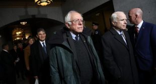 Bernie Sanders will Face Donald Trump in 2020 Election, Democrats Say