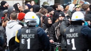 300 arrested at Montreal protest against police brutality