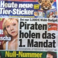 Austrian Pirate Party Wins First Seat, Makes Frontpage News