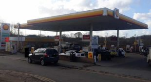 Shell issues £60 penalty after woman stops to breastfeed baby