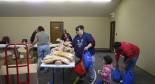 Recession Not Over for Poor : US Families Stretch Food to Last
