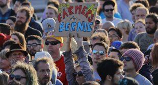 Bernie Sanders rolls out plan to help American farmers