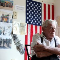 92 years old, WW II Veteran and Pirate !