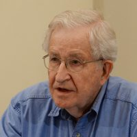 Noam Chomsky on How the United States Developed Such a Scandalous Health System