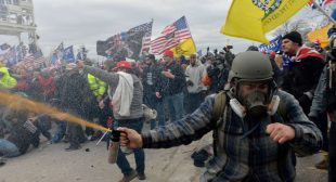 The Right Is Planning More Armed Coup Attempts, According to the FBI