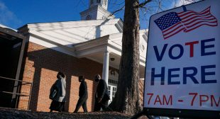 Georgia GOP Jams 91 New Pages Into Voter Suppression Bill an Hour Before Meeting