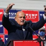 Trump Team, Including Giuliani, May Face Charges for False Statements in Georgia