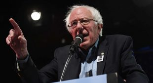 GOP Wants Tax on Middle Class Instead of Rich for Infrastructure, Sanders Says