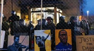 UN Report Calls for Reparations for Victims of Systemic Racist Police Violence