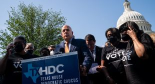 Determined to Pass Restrictive Voting Bill, Texas GOP Issues Warrants for Dems Who Fled