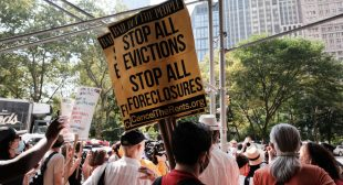 750,000 Households May Face Eviction If Congress Doesnt Act, Says Goldman Sachs
