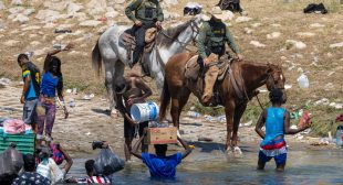 Videos Show Unfathomable Cruelty of Border Patrol Against Haitians at Border