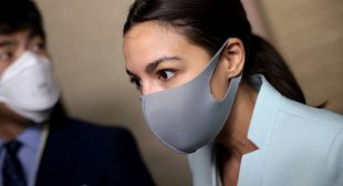 AOC Slams GOP Representative for Calling to End Unemployment Insurance Which Already Ended