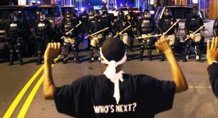 New Study Shows More Than Half of Police Killings Have Gone Uncounted Since 1980