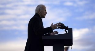 Joe Biden calls for setting aside deficit concerns to invest in ailing U.S. economy