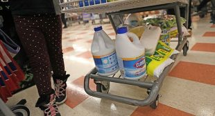 As Coronavirus Spreads, Poison Hotlines See Rise in Accidents With Cleaning Products