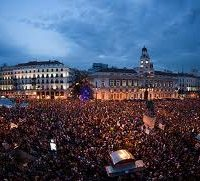 Mass Anti-Austerity Protests Sweep Through Spain – Not shown on CNN, Fox.