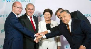 Netanyahu launches blistering attack on EU