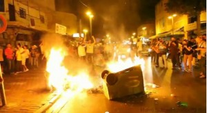 Violent Anti-African Race Riot Rocks Israel, Black Men and Women Beaten
