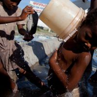 Withholding Water: Cholera, Prejudice and the Right to Water in Haiti