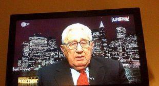 Orwell in Oslo: Nobel Institute Honors Kissinger (Again) and Brzezinski