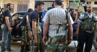 100s of Foreign Contractors and Foreign Military personnel in 'Free Syrian Army' captured by syrian government