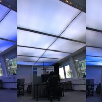 Germans increase office efficiency with 'cloud ceiling'