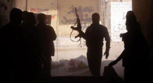 UK journalist : None of insurgents were Syrian
