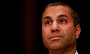 The man who could doom Internet: Ajit Pai ignores outcry from all sides