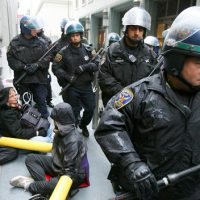 Raids, Harassment at Occupy Tent Cities Start Broader Conversation About Criminalizing Homelessness