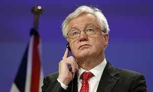 Brexit: EU warns UK it has less than a month to make concessions