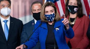 Pelosi announces plans for 9/11-style commission to examine Capitol riot