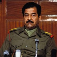 America urged Saddam to attack Assad in Syria