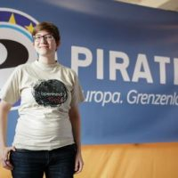 A German pirate just saved our right to take public selfies