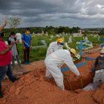 Brazil's rapid and violent Covid variant devastates Latin America