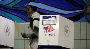 NY elections board illegally purged voter rolls – Justice Department lawsuit