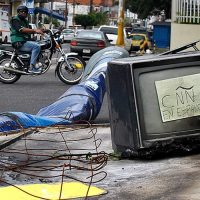 Venezuela shuts down CNN for misinterpreting & distorting truth