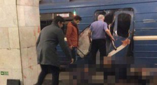 10 killed, dozens injured in St. Petersburg Metro blast (GRAPHIC IMAGES)